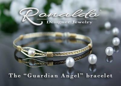 Ronaldo guardian angel bracelet